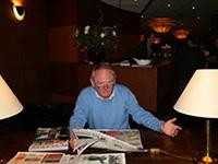 Patrick Van Dyck MEN1 en p-NET getuigenis 2012