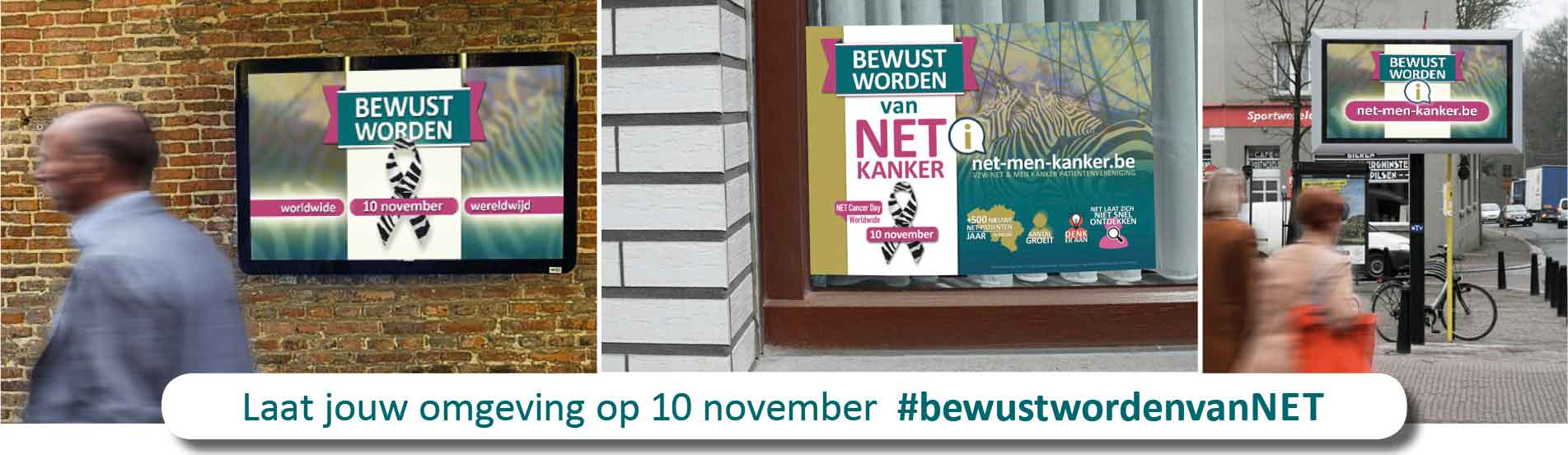 NET Cancer Day | NET Kanker Dag in België