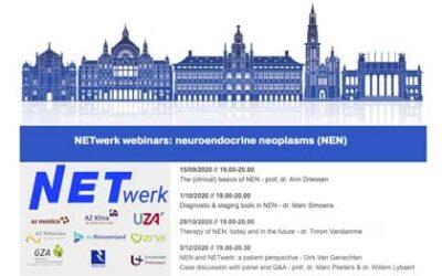 NETwerk Antwerpen houdt WEBINAR over NENs
